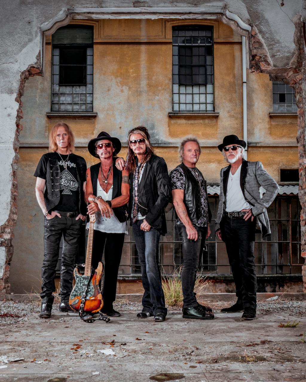 Aerosmith at MGM
